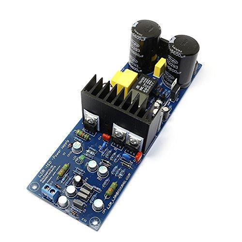 Q-BAIHE L15D-POWER Digitalverstärker IRS2092 300W4R Mono-Verstärkerplatine mit Stromschutz