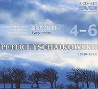 Tchaikovsky: Sinfonien 4 - 6