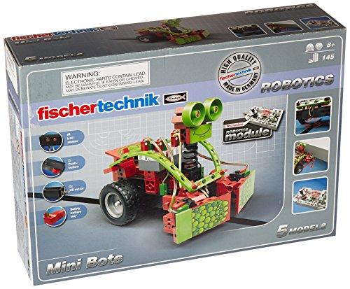 Fischertechnik Mini Bots Building Kit by fischertechnik