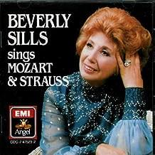 BEVERLY SILLS: Sings Mozart & Strauss