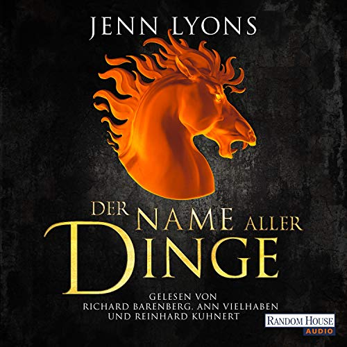 Der Name aller Dinge cover art