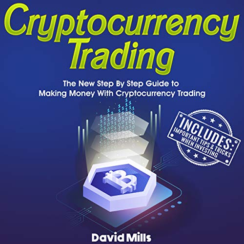 Cryptocurrency Trading audiobook cover art
