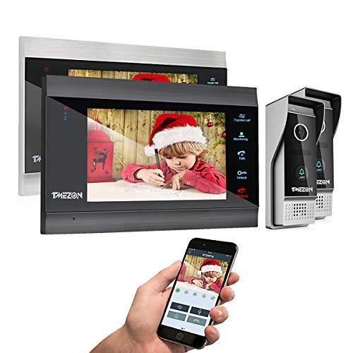 Tmezon IP Wireless Wifi Video Phone Doorbell...