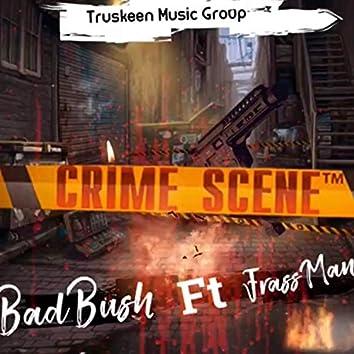 crime scene (feat. Badbush & frassman)