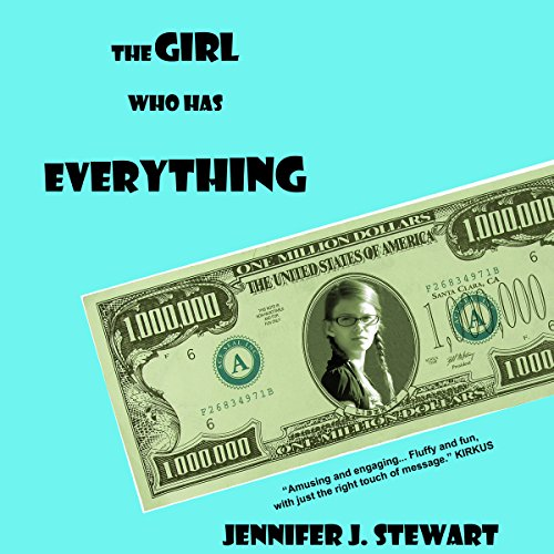 The Girl Who Has Everything audiobook cover art