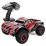 DFERGX 1:10 Monster De Gran Tamaño 2.4g 45 Km/H Drift High Speed RC Racing Car 55 ° Potente Coche De Escalada 4WD Todo Terreno RC Vehículo Todoterreno Coche De Juguete Regalos para Adultos Y