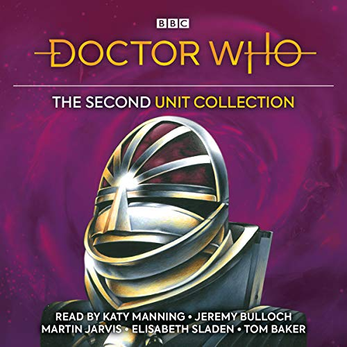 Doctor Who: The Second UNIT Collection cover art
