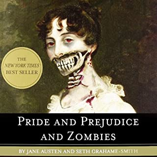 Pride and Prejudice and Zombies cover art
