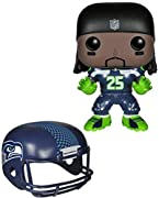 With Removable Helmet! Check out the other NFL POP! Figures from Funko! Collect them all!