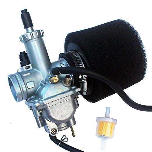 KIPA Carburetor Air Fitler Fuel Filter Kit For...