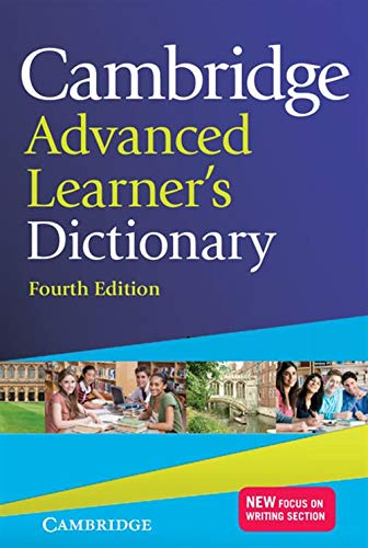Cambridge Advanced Learner\'s Dictionary