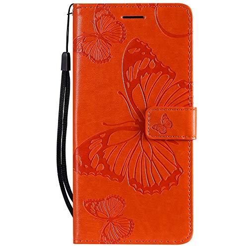 Estuche para teléfono tipo bandolera Caja del teléfono de la cartera para XM Pocophone F1 Y3 MI 9 LITE A3 A2 REDMI 7 S2 Y2 NOTA 4 4X 5 PLUS Nota 5 5A Visualización de las ranuras de la tarjeta de sopo