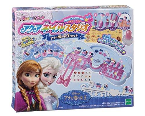アクアビーズファイン アクアネイルスタジオ アナと雪の女王セット AF-28