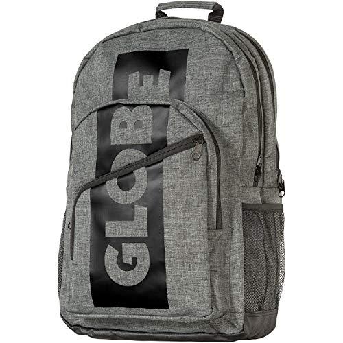 Globe Unisex-Erwachsene Jagger III Backpack Rucksack, Grau (Charcoal), 30x40x30 centimeters