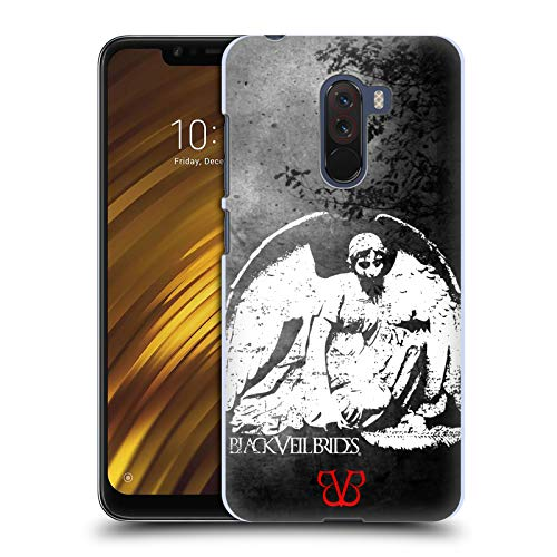 Official Black Veil Brides Angel Band Art Hard Back Case Compatible for Xiaomi Pocophone F1 / Poco F1