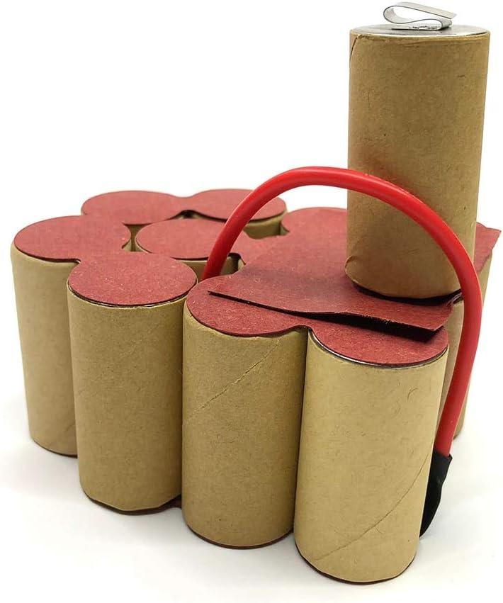 Seilylanka (Sin alojamiento) para BOSCH 14.4V 3000mAh batería de la herramienta eléctrica Ni MH 2607335678 2607335685 2607335686 2607335694 BAT038 BAT040