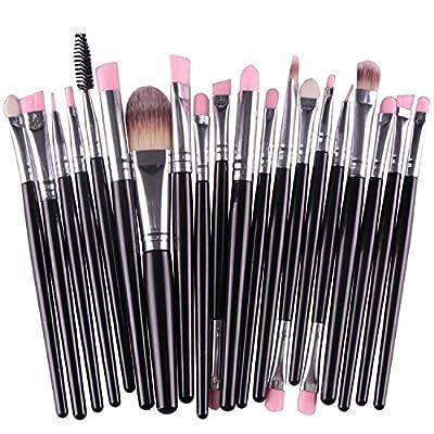 SUIKI 20PCS Makeup Brush Set, Best Gift For Val...