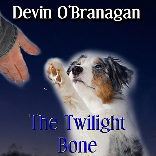 The Twilight Bone audiobook cover art