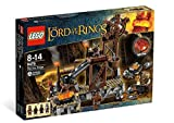 LEGO The Lord of the Rings The Orc Forge #9476