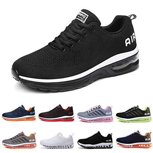 Zapatillas Running Hombre Mujer Deportivas Air Zapatos Deportivos Transpirables Sneakers Calzado Deporte...