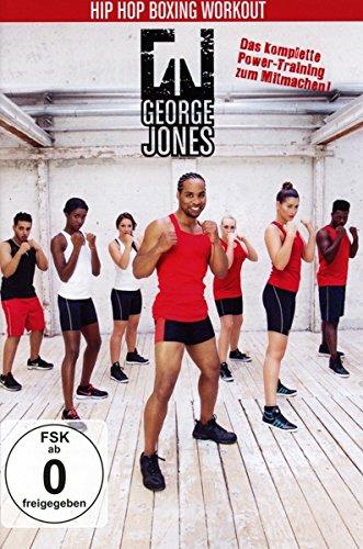 George Jones - Hip Hop Boxing Workout