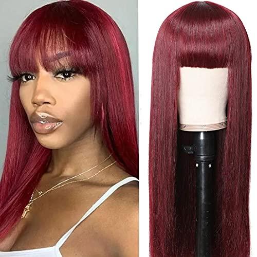 99j wig with bangs _image0