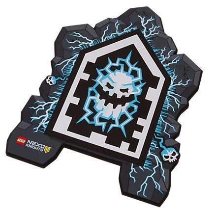 Nexo Knights Lego Schild mit verbotener Kraft aus Schaumstoff 853679