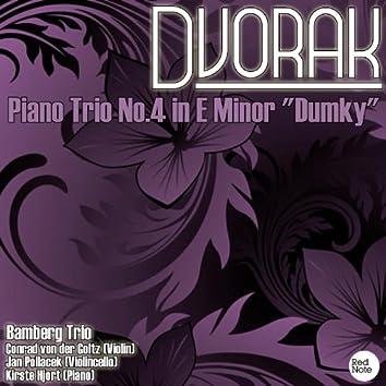 """Dvorak: Piano Trio No.4 in E Minor """"Dumky"""""""