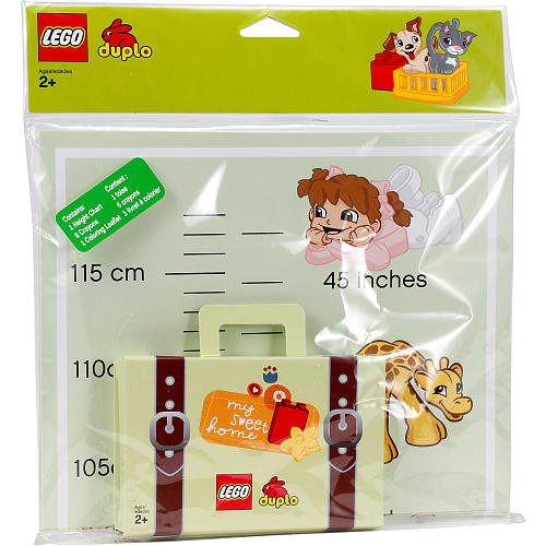 LEGO Duplo Baby Growth Chart