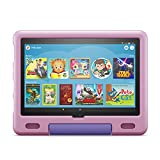 Amazon Kid-Proof Case for Fire HD 10 tablet (Only compatible with 11th generation tablet, 2021 release) – Lavender
