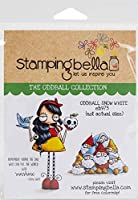 Stamping Bella Cling Stamps-Oddball Snow White