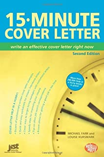 15-Minute Cover Letter: Write an Effective Cover Letter Right Now