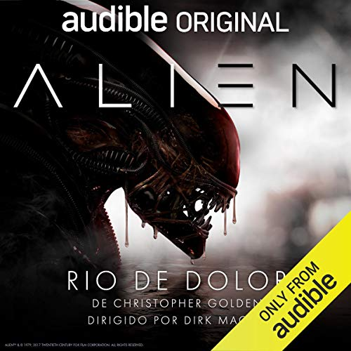 『Alien: Rio de Dolor』のカバーアート