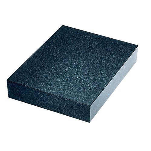 TTC 9' x 12' x 2' Thick Grade B No Ledge Black Granite Surface Plate
