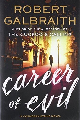 Career of Evil (A Cormoran Strike Novel)