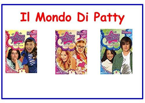 Offerta Speciale, Special Offer 3 Cofanetti Il Mondo Di Patty , Idea regalo, Tutti Gli Episodi Sono in Versione Integrale , La Storia Più Bella