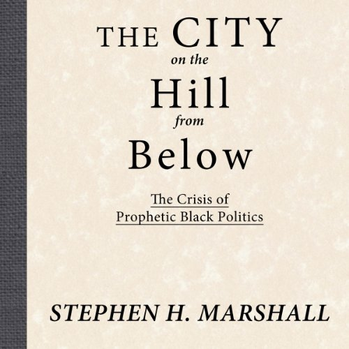 The City on the Hill From Below audiobook cover art