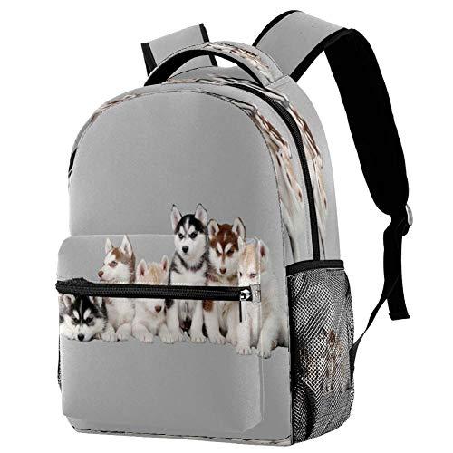 Jaguar Mochila escolar mochila libro bolsa casual mochila para viajes, estampado 7 (Multicolor) - bbackpacks004
