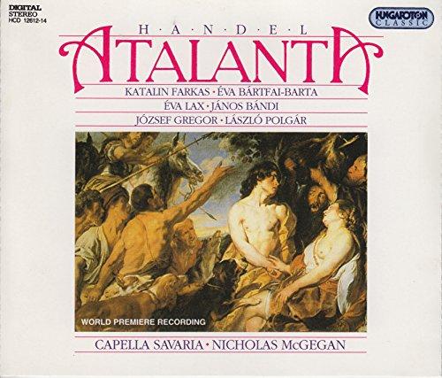 Atalanta, HWV 35: Act II Scene 4: Aria: Si, si, mel raccordero (Meleagro)