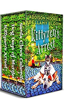 Country Cottage Mysteries  Books 1-3 Cozy Mystery  Country Cottage Mysteries Boxed Set Book 1