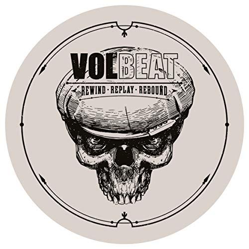 Volbeat Rewind Replay Rebound #002 Autoaufkleber Sticker Aufkleber wasserfest
