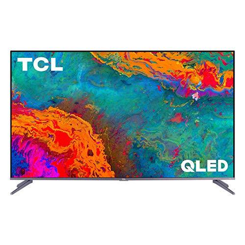 TCL 65' 5-Series 4K UHD Dolby Vision HDR QLED Roku Smart TV - 65S535-CA