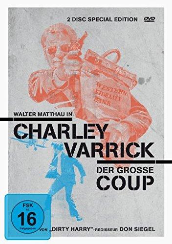 Charley Varrick - Der große Coup [Special Edition] [2 DVDs]