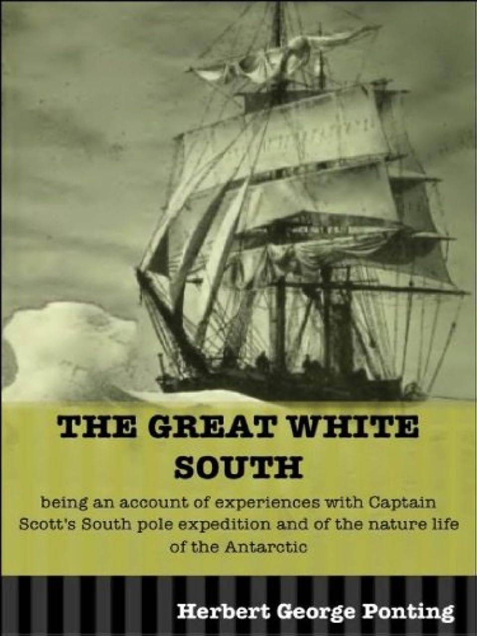 小人感嘆鉄道The Great White South (English Edition)