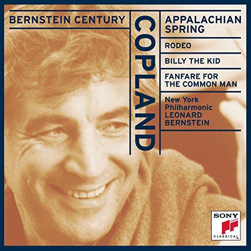 Price comparison product image Bernstein Century - Copland: Appalachian Spring,  Rodeo,  etc / Bernstein,  New York PO
