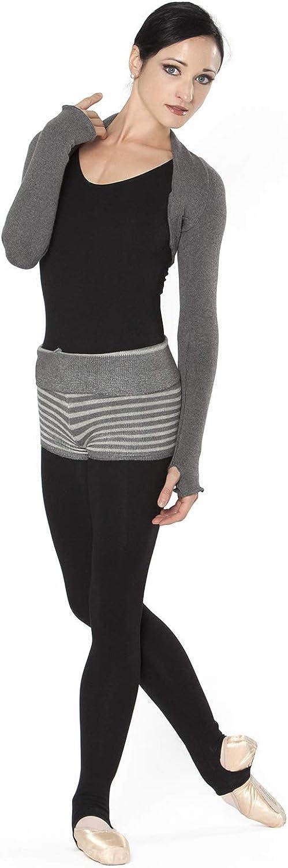 INTERMEZZO 6277 Adult Long Sleeve Warm-UP Shrug Pink (07MEDIUM
