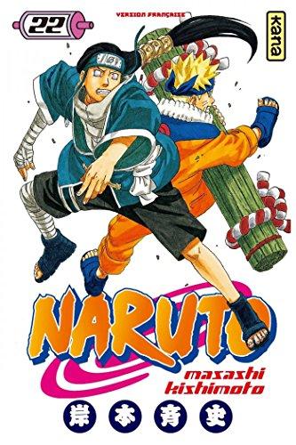 Naruto - Tome 22