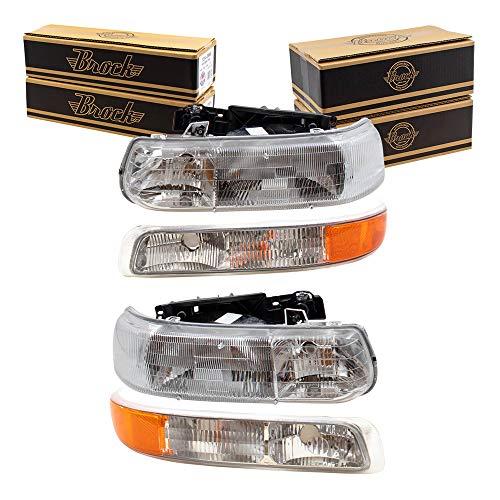 02 silverado headlights - 6