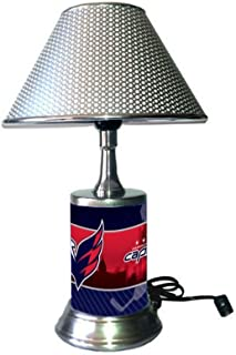 washington capitals lamp