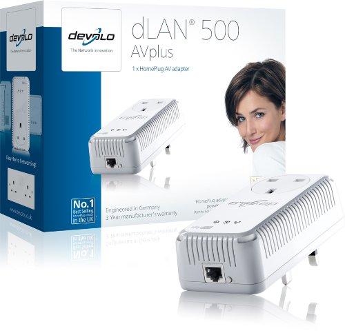 devolo dLAN 500 AVplus